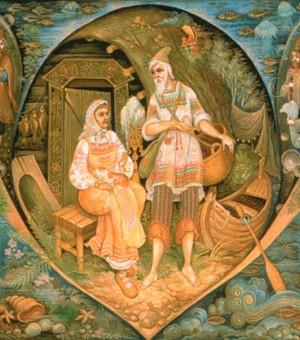Magic mirror fairy tales